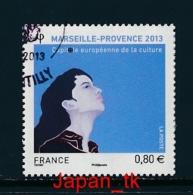 FRANKREICH Mi. Nr.  5493 Marseille - Kulturhauptstadt Europas 2013 - Europa Mitläufer - 2013 - Used - 2013