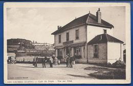 LES LAUMES    Café Du Dépot    Animées - Frankrijk