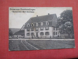 Guntmadingen    Schaffhausen   Has Stamp & Cancel   Ref    3578 - SH Schaffhausen