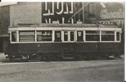 Photo - Thème Transport Tramway - TCRP - Paris- Réseau Parisien La Garenne - Trains