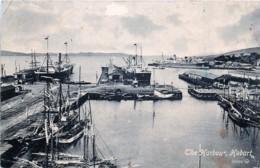Australia - Tasmania - Hobart - The Harbour - Hobart