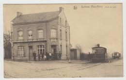 Solières (Ben-Ahin)   Huy  Arrêt Du Tram   VICINAL - Huy