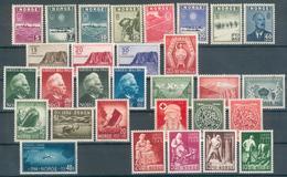 Norwegen Lot Aus Mi.-Nr.276/302,296,307/309 **/*, Feinst, Michel 34€ - Noorwegen