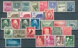 Norwegen Lot Aus Mi.-Nr.276/302,296,307/309 **/*, Feinst, Michel 34€ - Nuovi