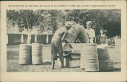 54 NANCY / Manufacture De Chapeaux De Paille Des Anciens établissements Coanet Usines Pont D'Essey / - Nancy
