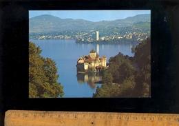CLARENS MONTREUX TERRITET Et Le Chateau De Chillon - VD Vaud