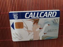 Phonecard Bird Ireland Used - Ierland