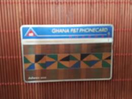 Phonecard L & G Ghana 506 D Used - Ghana