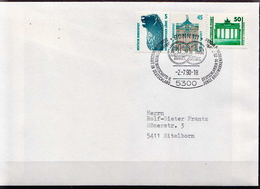 Postal History: Germany Cover - [7] Federal Republic