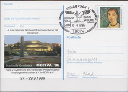 Germany Card With Special Cancel - [7] Federal Republic