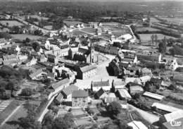 LOUARGAT - Le Centre - Vue Aérienne - Tirage D'éditeur N&B Non Dentelé - Autres Communes