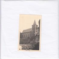 Rosoux  Berloz  CARTE PHOTO De L'église - Berloz