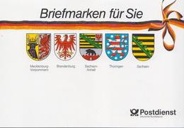 Germany Card - [7] Federal Republic