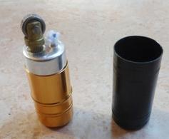 BRIQUET KORES  Carbones Adhésifs  ( Lighter Feuerzeug Accendino  Encendedor ) - Other