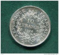 10  Fr  1972 - K. 10 Francs
