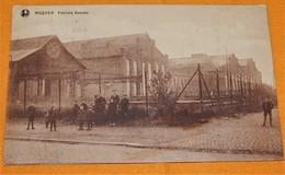 MUIZEN - MUYSEN  -  Fabriek Rateau - Mechelen