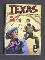 Fotoromanzi - Fumetti - Texas Films Western - Anno I N. 6 - 1970 Pistole Puntate - Boeken, Tijdschriften, Stripverhalen