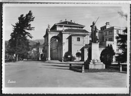 LOMBARDIA - LUINO - VEDUTA - FOTOSTAMPA REGGIORI LAVENO - NUOVA ORIGINALE D'EPOCA - Luino