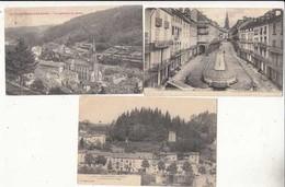 CPA France 88 - 3 Cartes DePlombières Les Bains -    Achat à Prix Fixe - Plombieres Les Bains