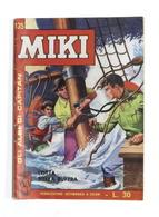 Fumetti - Gli Albi Di Capitan Miki - N. 135 - Gennaio 1965 - Lotta Nella Bufera - Boeken, Tijdschriften, Stripverhalen