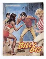 Fumetti - Billy Bis - Romanzo Completo - Inserto Intrepido N. 24 - 1970 - Books, Magazines, Comics