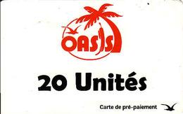 CONGO REP DEMOCRATIQUE Ex ZAIRE, Kinshasa, 20 Unites, Oasis - Congo