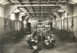 ( ORADOUR SUR GLANE )( 87 ) LA CHAPELLE PROVISOIRE - Oradour Sur Glane