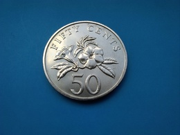 SINGAPOUR   50 Cents   2005   -- SUP --   SINGAPORE - Singapore