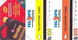 Pakistan Urmet Phone Card, 2-Cards (Rs.100 & 800) - Pakistan