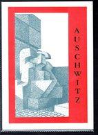 DDR-Gedenkblatt, Auschwitz - DDR