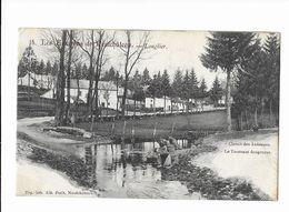 Longlier  ( M 5058 )  4 Femmes Qui Lave Leur Linge , Au Bord De Cours De Eau ( Top ) - Neufchateau