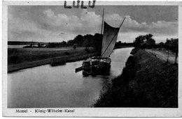 LITUANIE : Memel Konig Wilhelm Kanal - Lituanie