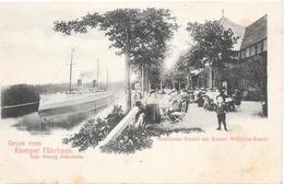 Kaiser Wilhelm - Kanal. (Voir Commentaires) - Kiel
