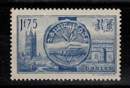 YV 400 N** Souverains Britanniques Cote 1,40 Euros - France