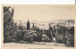 Croatie Pola Asilo Della Pavida Flotta Nemica - Croazia