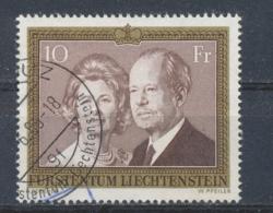 Liechtenstein 1974 Mi: 614 Yt: 557 (Gebr/used/obl/usato/o)(4626) - Liechtenstein