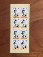 CARNET FETE DU TIMBRE 2001 GASTON LAGAFFE - Y&T BC3370a - Neuf, Non Plié ** - Carnets