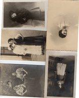 PHOTOGRAPHIE.....FEMME...FEMMES.......LOT DE 38 CPA/PHOTO OU PHOTOS......VOIR SCAN.....LOT 41 - Photographs