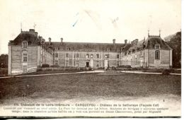 N°75188 -cpa Château De La Seilleraye - Carquefou- - Carquefou