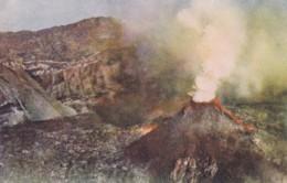 AP71 Il Vesuvio, Interno Del Cratere - Italia