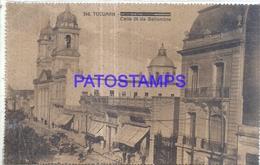 118702 ARGENTINA TUCUMAN STREET CALLE 24 DE SEPTIEMBRE PHOTO NO POSTAL POSTCARD - Argentina