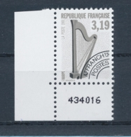 Frankrijk/France/Frankreich/Francia 1992 Mi: 2878C Yt: Preo 220a (PF/MNH/Neuf Sans Ch/**)(4639) - Preobliterati