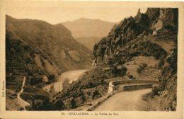 CPA - GUILLAUMES - LA VALLEE DU VAR (IMPECCABLE) - France