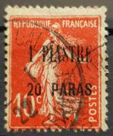 LEVANT - Canceled - YT 30 - 1,20P/10c - Levant (1885-1946)