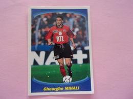 PANINI SUPERFOOT 1997-98 N°48 Gheorghe Mihali RTL EAG - Panini