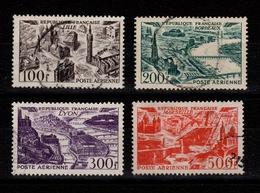 YV 24 à 27 Serie Grande Ville Complete Cote 21,50 Euros - 1927-1959 Oblitérés
