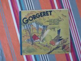 Gorgeret Par La Famille Raylambert Manquent Pages 5 6 7 8  (B) - Livres, BD, Revues