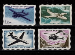 YV PA 38 / 39 / 40 / 41 N** Prototypes Cote 20 Euros - Poste Aérienne
