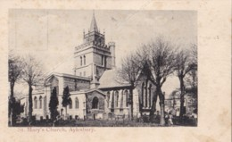 AS85 St. Mary's Church, Aylesbury - Buckinghamshire
