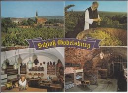 Schloss GOBELSBURG Bei LANGENLOIS, Weingut Des Stift Zwettl  Weinschenke Weinkeller   1970 - 1980 - Langenlois